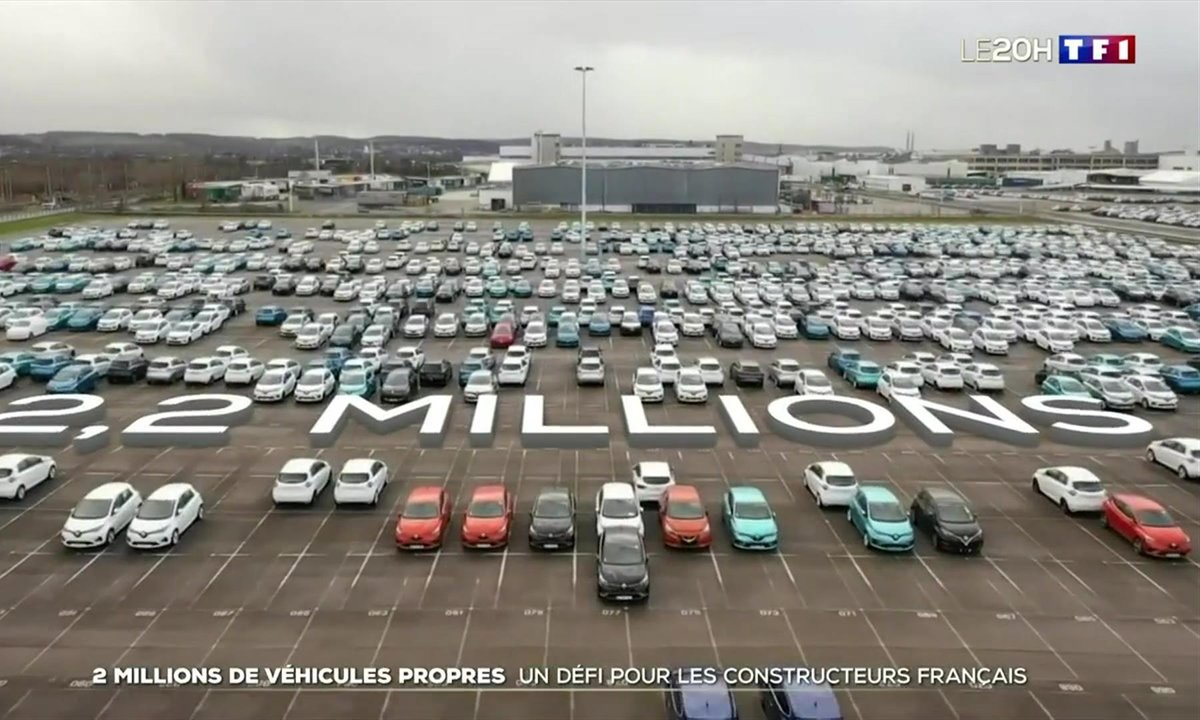 2 millions de voitures propres en 2030 : l'objectif de Macron est-il réaliste ?
