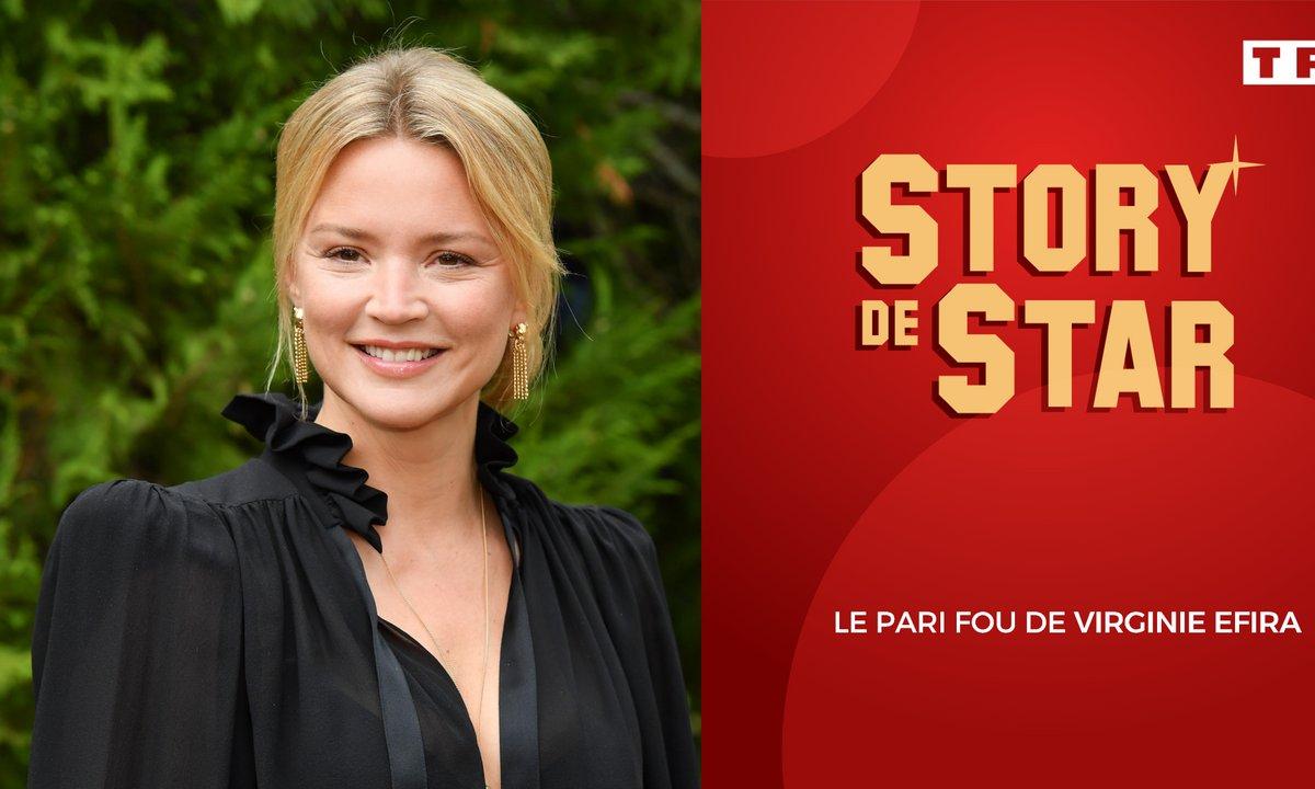 Story de Star: le pari fou de Virginie Efira