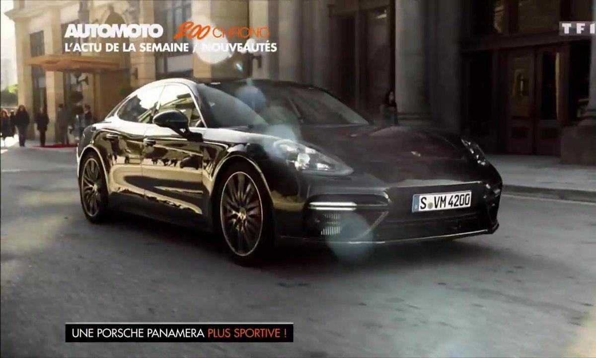 200 Chrono : Les Nouveautés auto de la semaine du 3 juillet 2016
