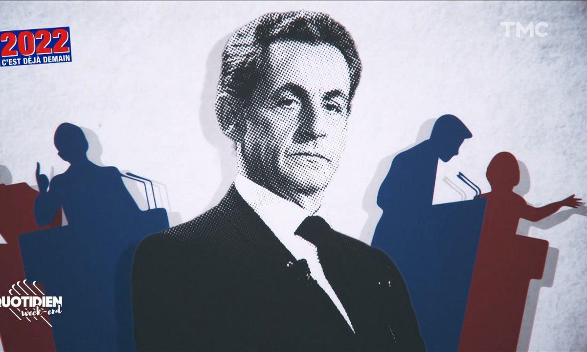 2022, c'est déjà demain : comment Nicolas Sarkozy maintient-il son influence sur la droite ?