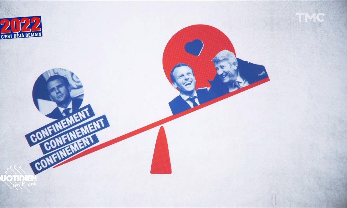 2022, c'est déjà demain : la bromance Philippe de Villiers – Emmanuel Macron, c'est fini