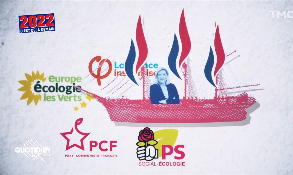 2022, c'est déjà demain : la gauche peut-elle encore être un rempart à l'extrême droite ?