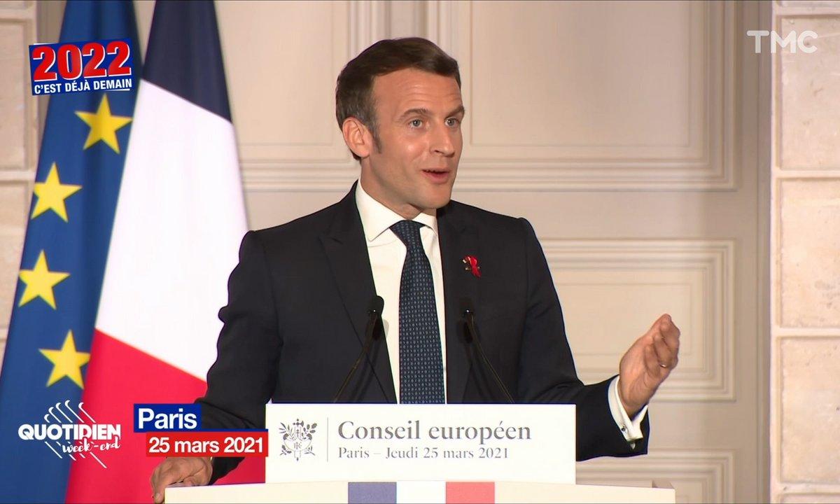 2022, c'est déjà demain : pourquoi Emmanuel Macron ne s'excuse jamais ?