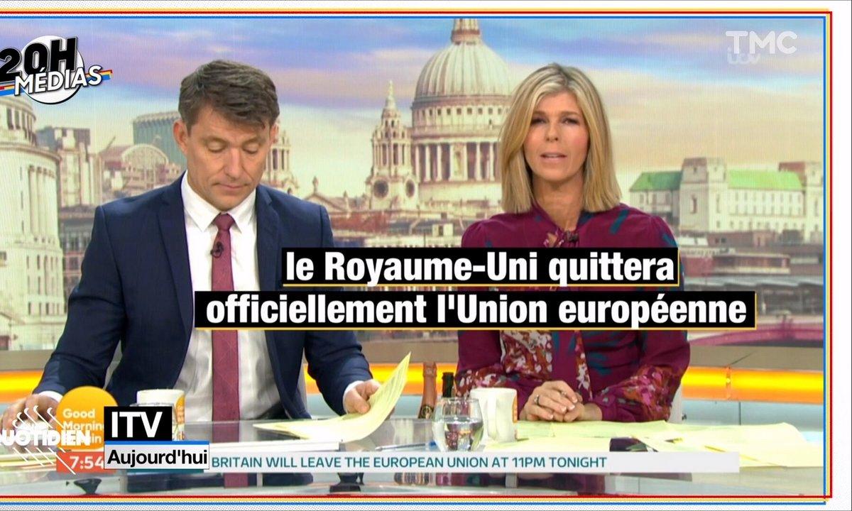 20h Médias – Brexit : les derniers instants du Royaume-Uni dans l'Union européenne