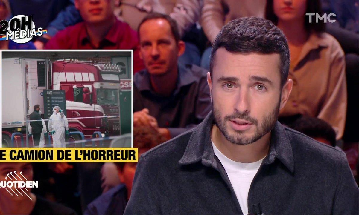 """20h Médias : le """"camion de l'horreur"""", fait divers à l'impact planétaire"""