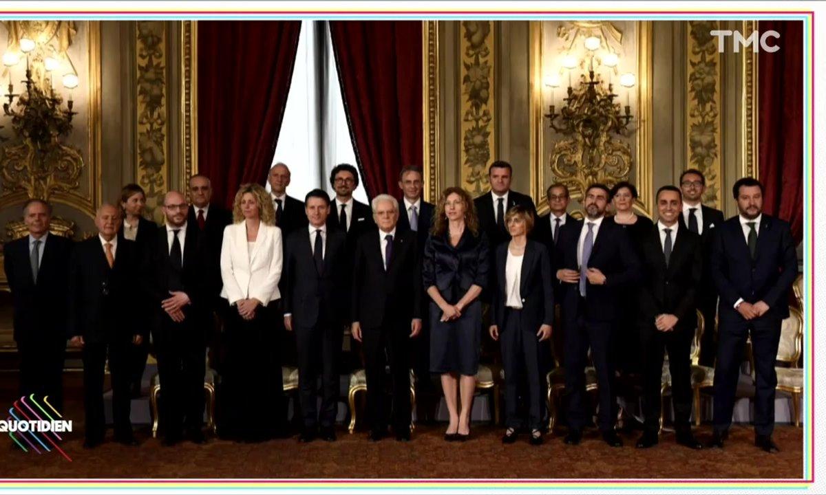 20h Médias : le casting 5 étoiles du nouveau gouvernement italien