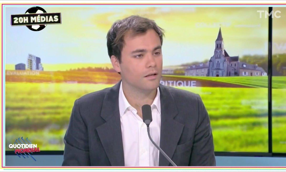 20h Médias : Charles Consigny remplace Yann Moix dans ONPC
