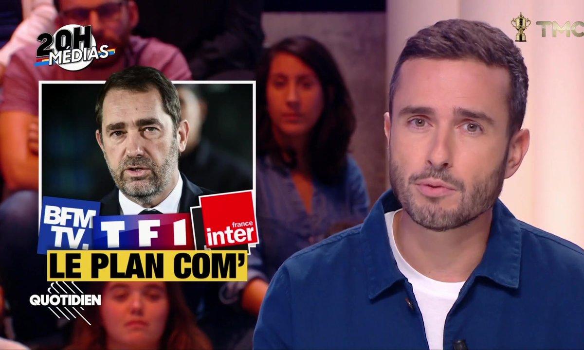 20h Médias : Christophe Castaner a-t-il parlé trop vite à la presse ?