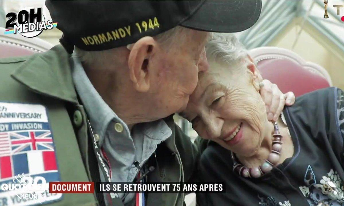 20h Médias : les coulisses des retrouvailles des amoureux de la guerre
