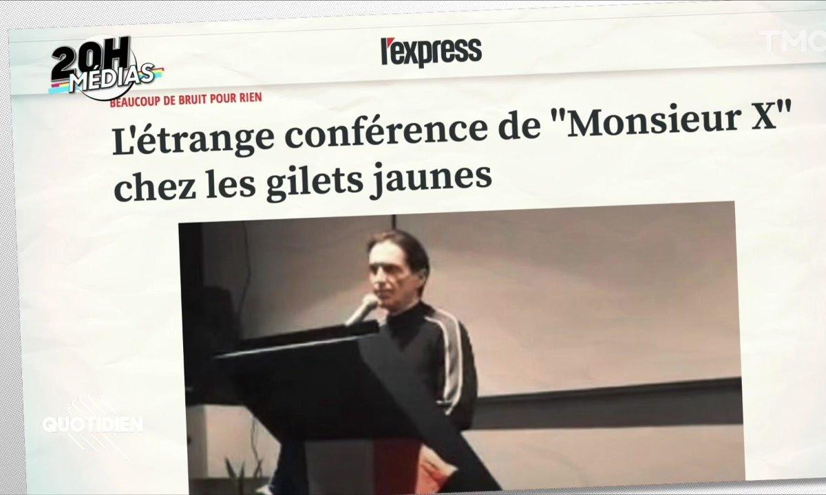 20h Médias : la crédibilité des porte-paroles des gilets jaunes en question
