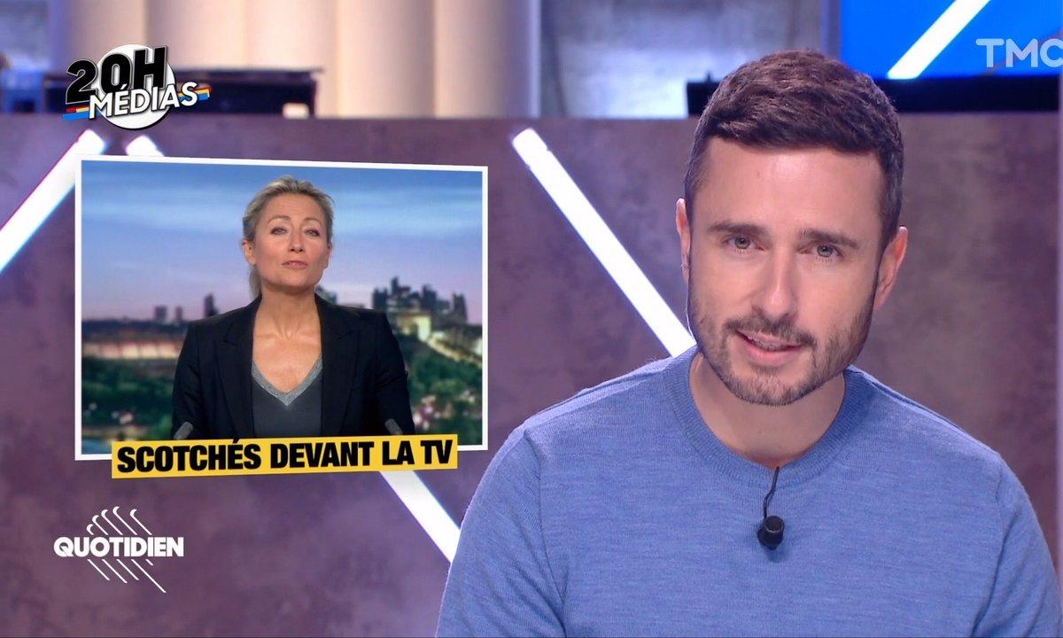 20h Médias : explosion d'audiences pour les chaînes françaises