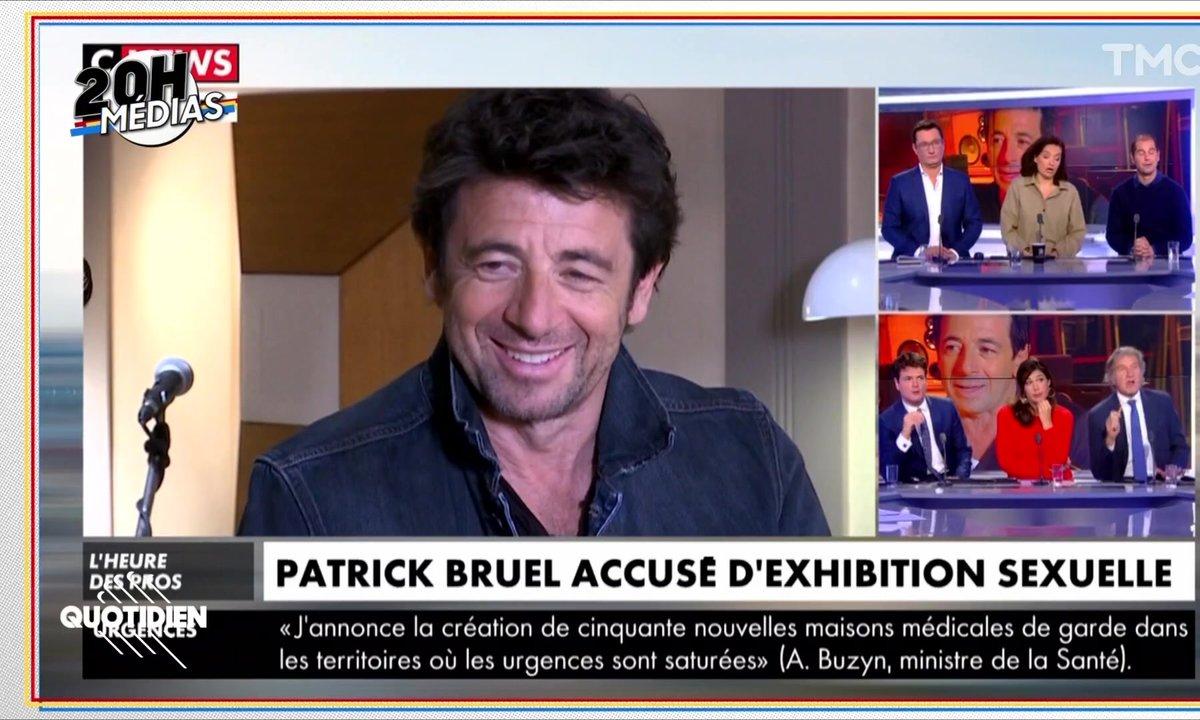 20h Médias : fallait-il dévoiler l'affaire Patrick Bruel dans la presse ?