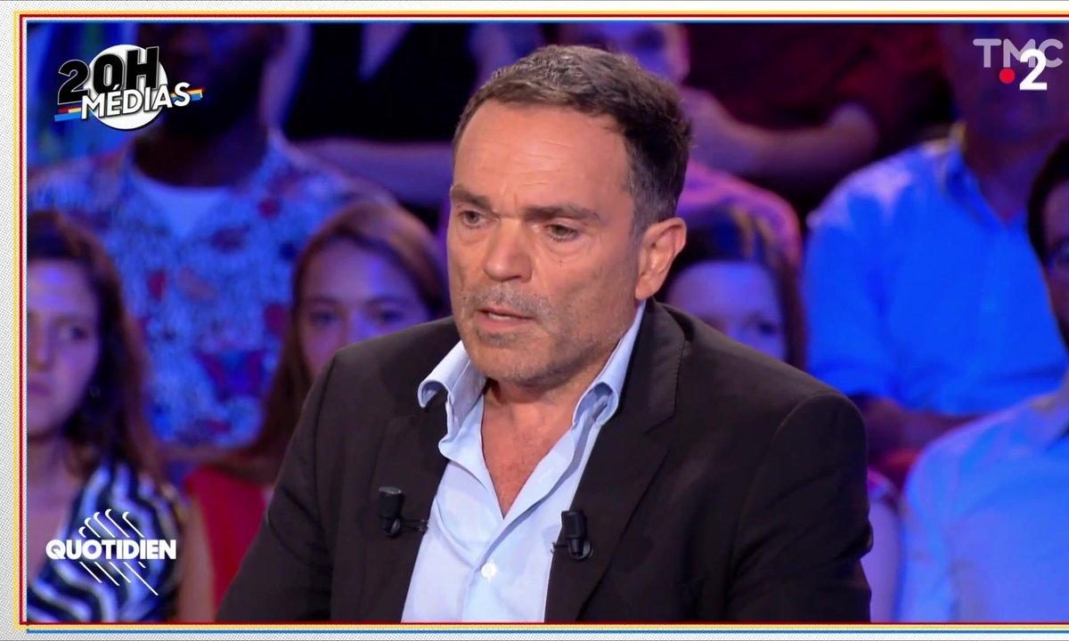 20h Médias : fallait-il laisser Yann Moix présenter ses excuses dans ONPC ?