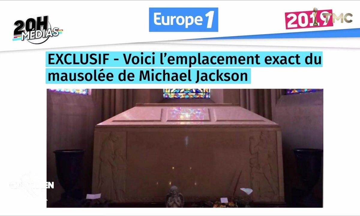 20h Médias : le faux scoop d'Europe 1 sur Michael Jackson