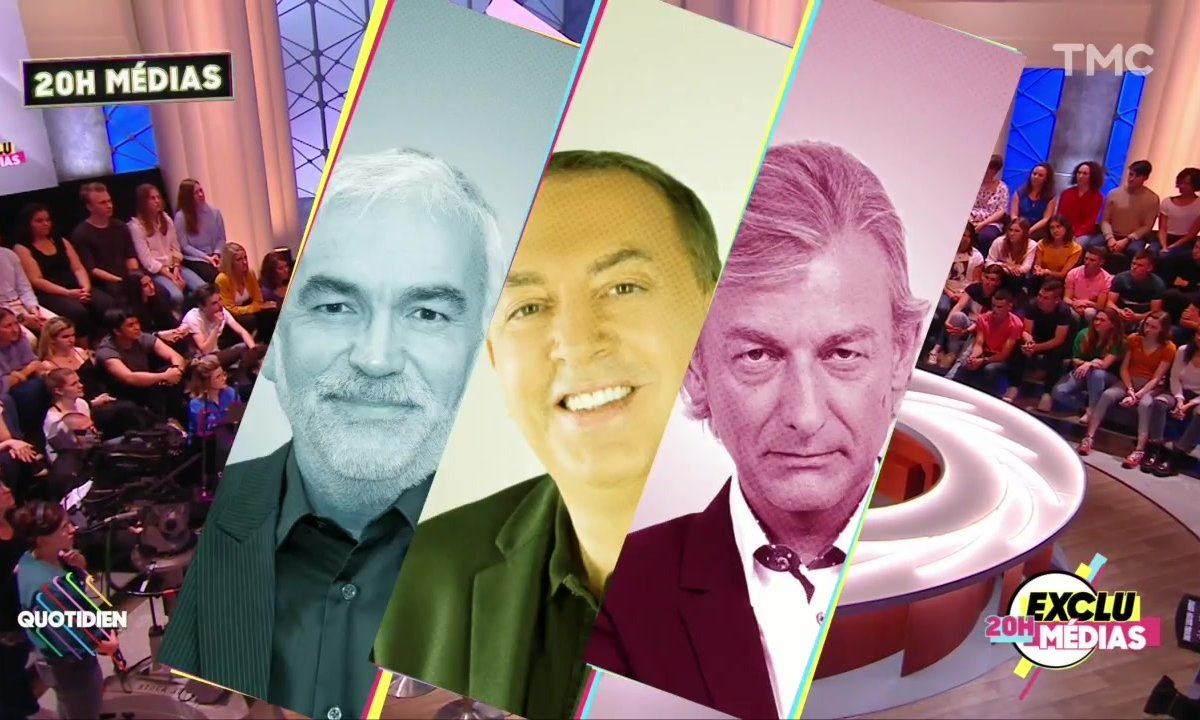 20h Médias : Gilles Verdez pourrait avoir sa propre émission sur CNEWS