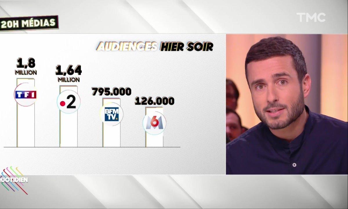 20h Médias – Hommage à Arnaud Beltrame : 7 chaînes, 7 styles