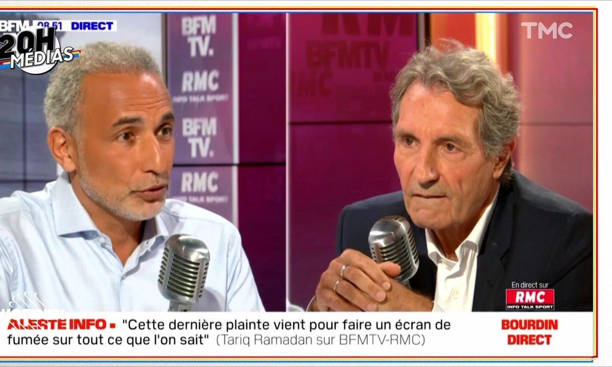 20h Médias : Jean-Jacques Bourdin sous le feu des critiques après son interview de Tariq Ramadan