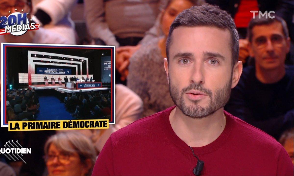 20h Médias : Joe Biden et Pete Buttigieg remportent le débat des candidats démocrates