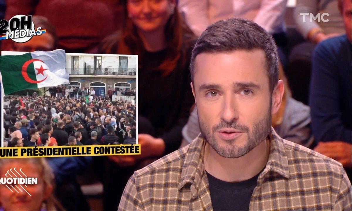 20h Médias : journée cruciale pour l'avenir de l'Algérie et celui du Royaume-Uni
