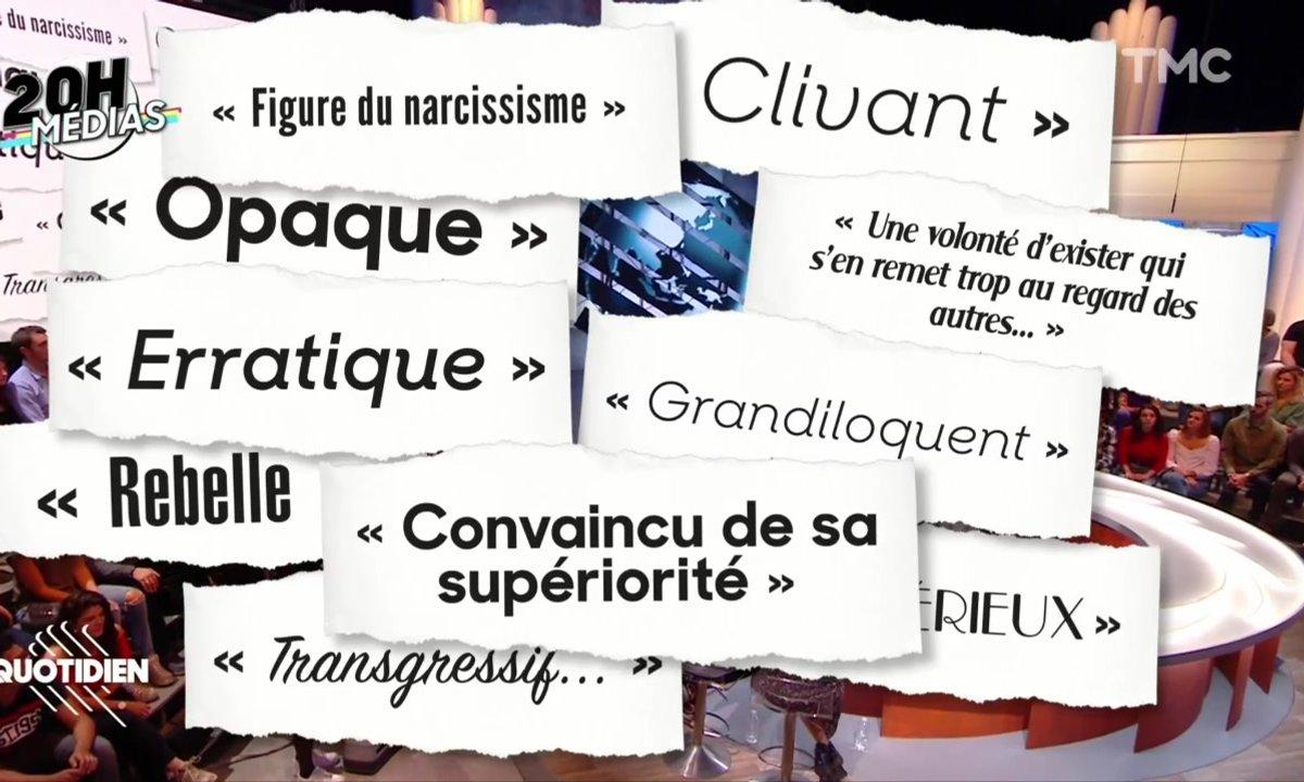 20h Médias : l'analyse psy d'Emmanuel Macron