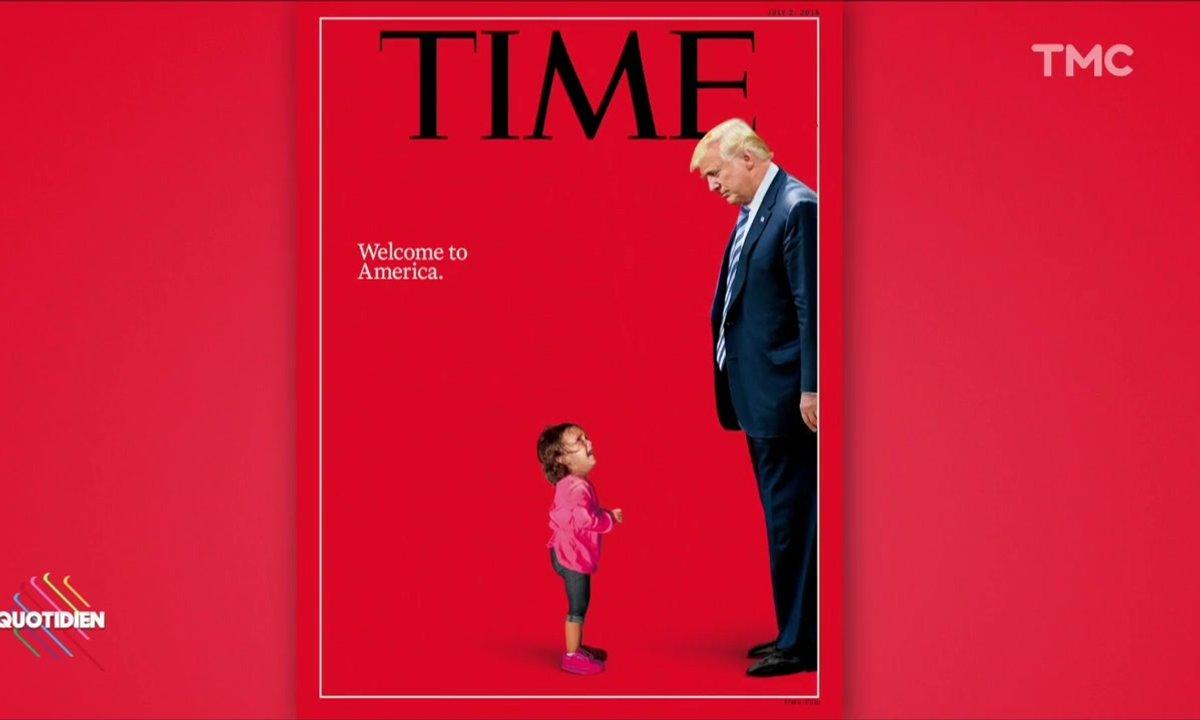 20h Médias : l'histoire de Yanela, la petite fille de la Une choc du Time