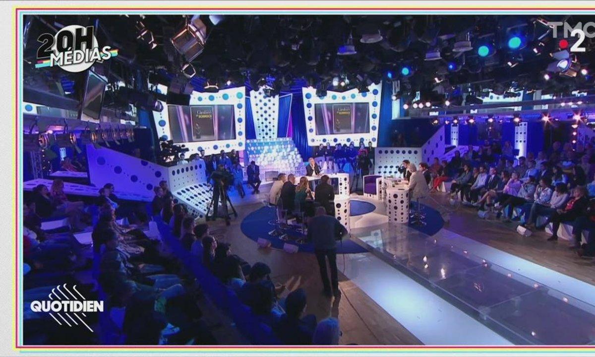 20h Médias : Laurent Ruquier prépare une nouvelle formule d'On n'est pas couché, sans Consigny et sans Angot
