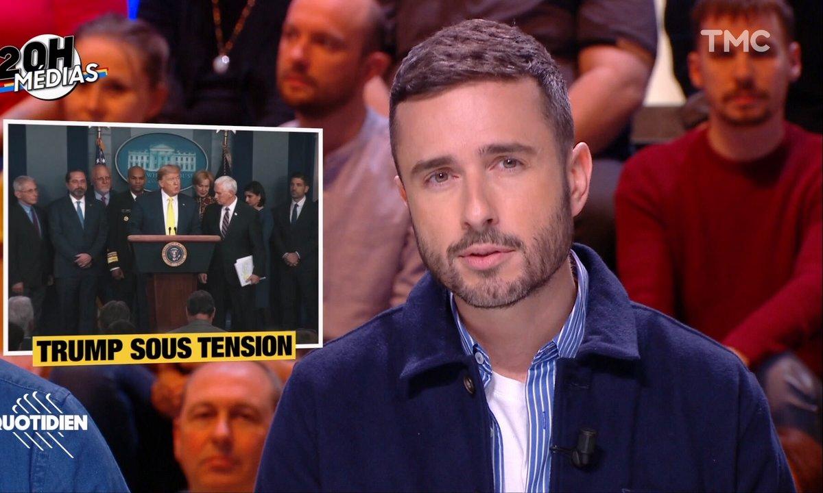 20h Médias : le krach boursier menace la campagne Donald Trump