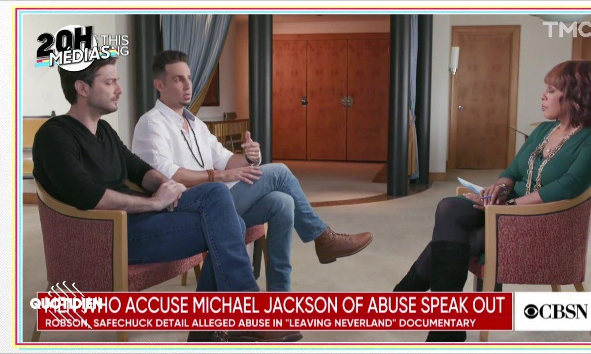 """20h Médias : """"Leaving Neverland"""", le documentaire polémique sur Michael Jackson"""