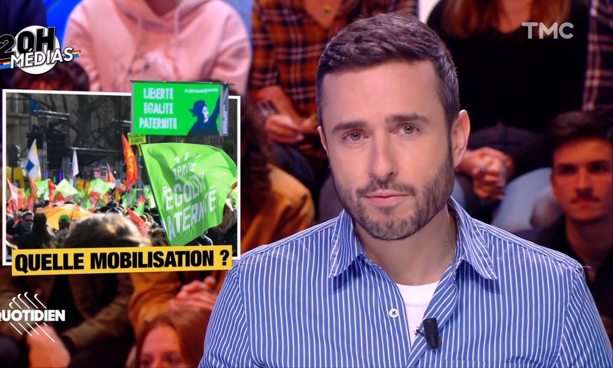 20h Médias : les anti-PMA perdent du terrain