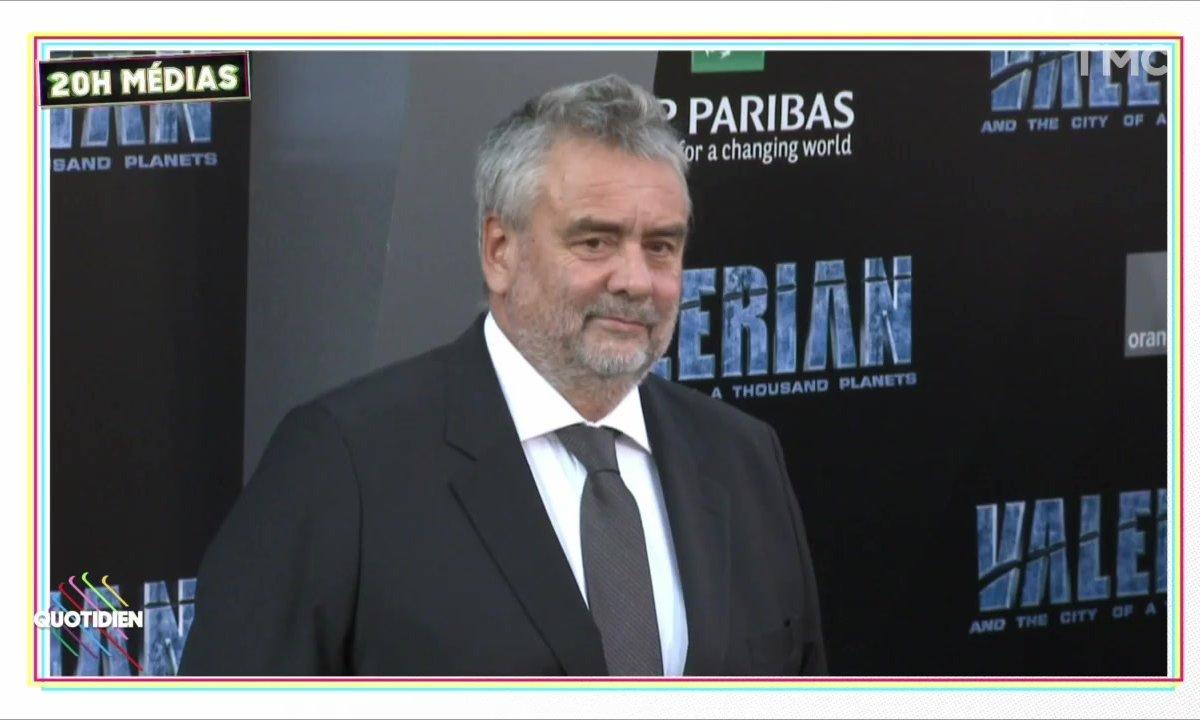 20h Médias : Luc Besson en passe d'être racheté par Netflix