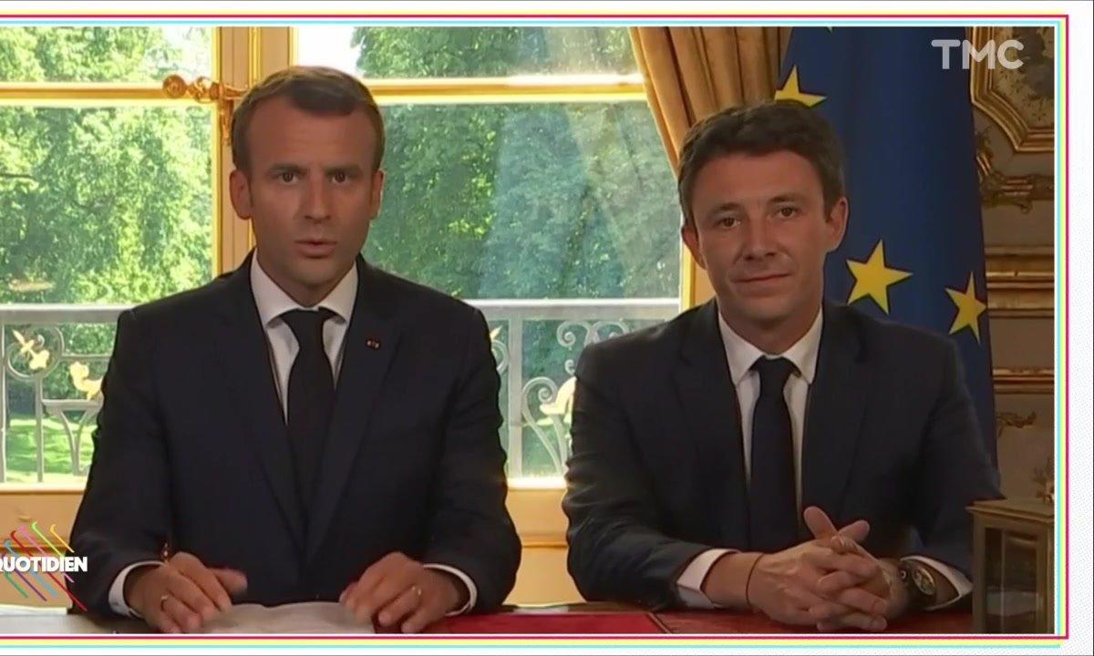 20h Médias : Macron et la mise en scène du pouvoir