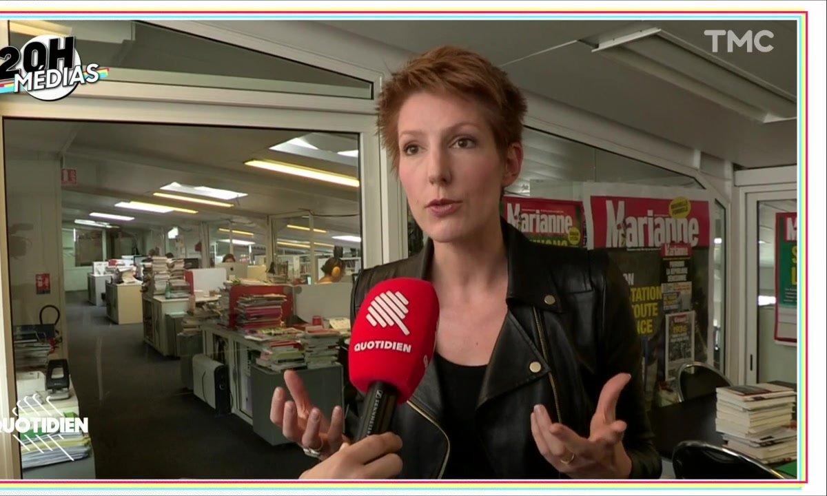"""20h Médias : le magazine Marianne penche """"Valeurs Actuelles"""", Natacha Polony assume"""
