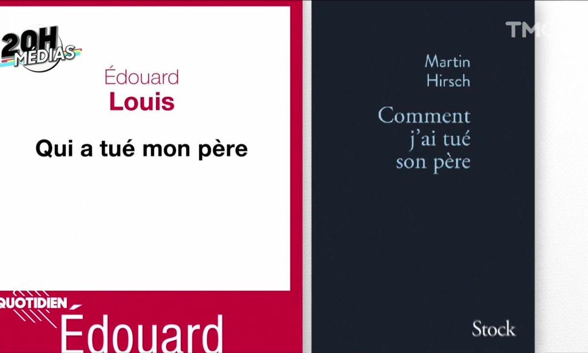 20h Médias : Martin Hirsch répond au roman d'Edouard Louis