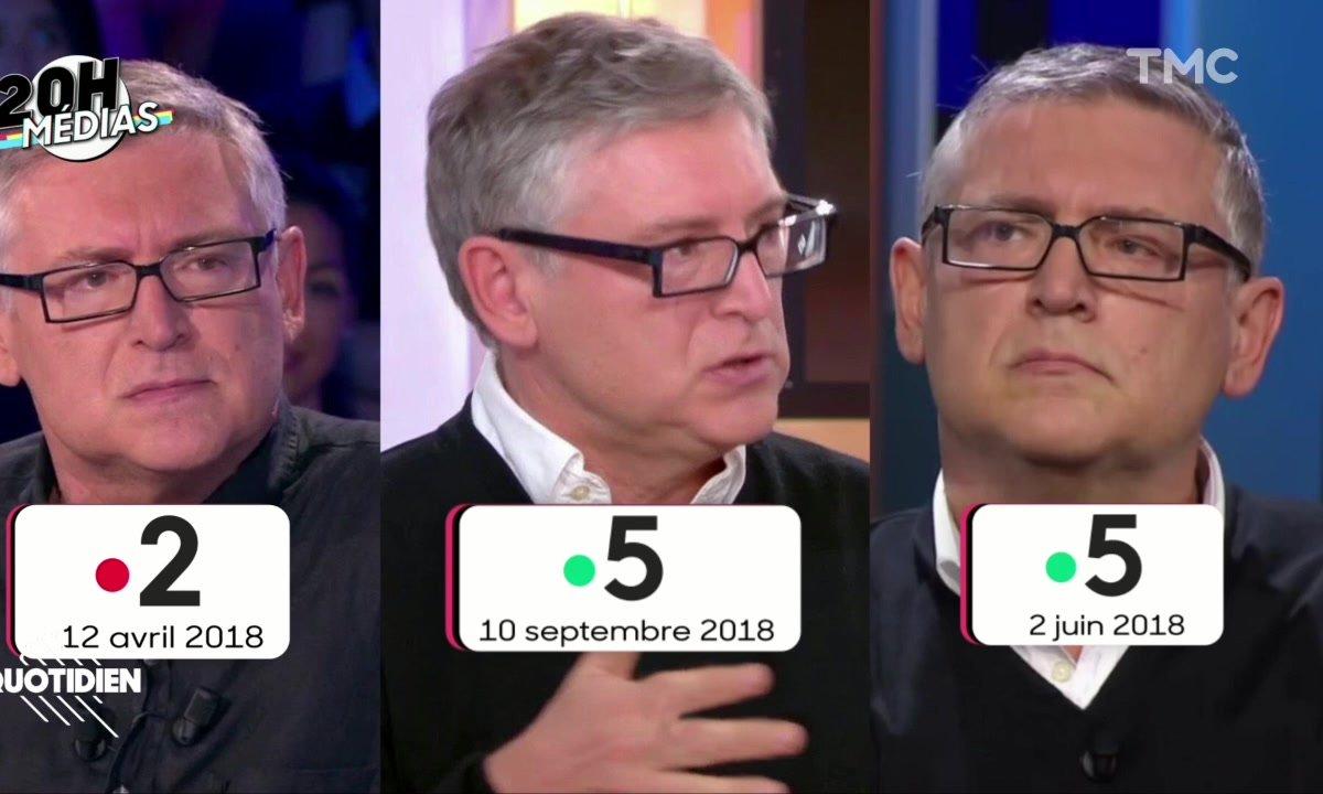 20h Médias : Michel Onfray censuré, vraiment ?