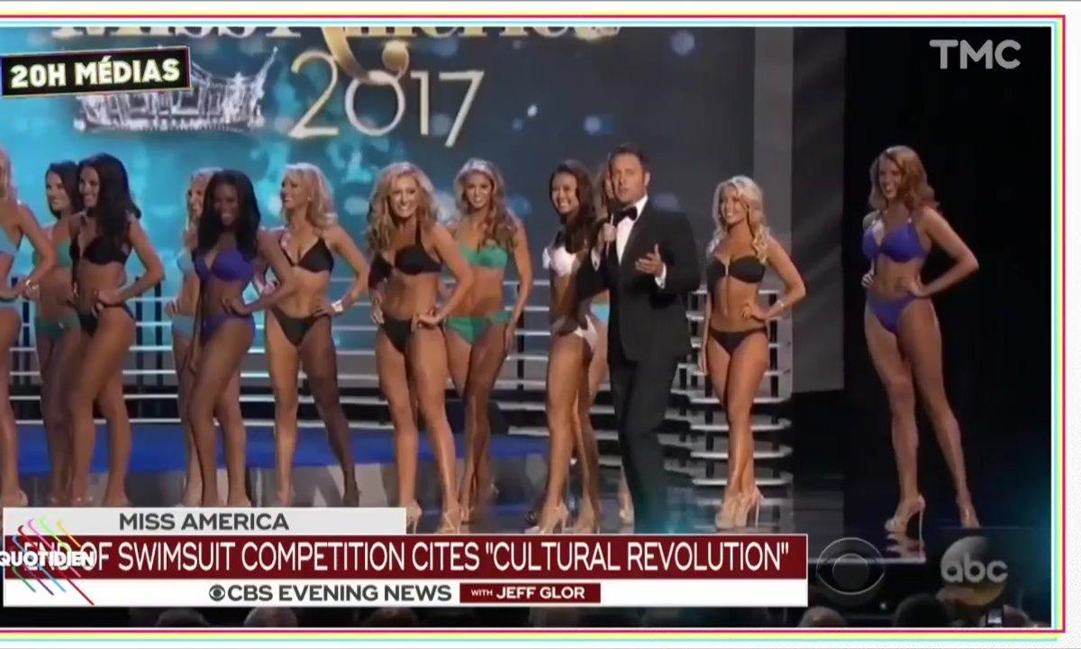 20h Médias : Miss America abandonne le bikini
