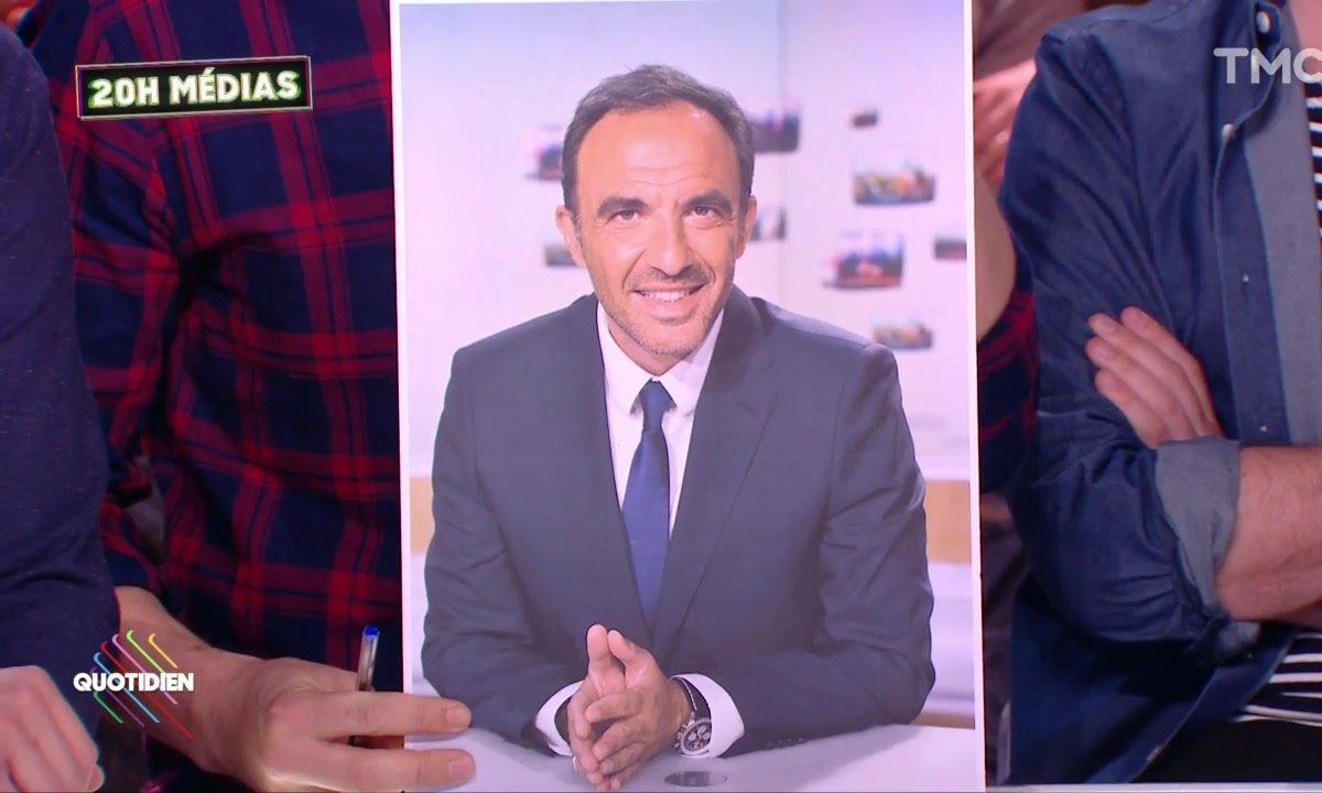 20h Médias : Nikos Aliagas bientôt sur à la matinale d'Europe 1 ?