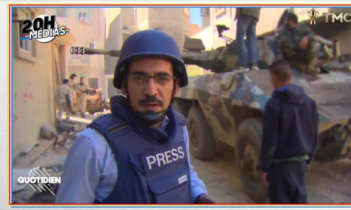 20h Médias – Offensive Turque en Syrie : l'impossible travail des reporters