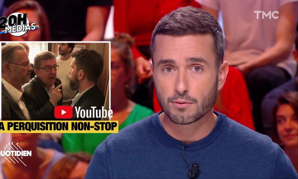 20h Médias : pourquoi on a décidé de dévoiler toutes les images de la perquisition de la France Insoumise