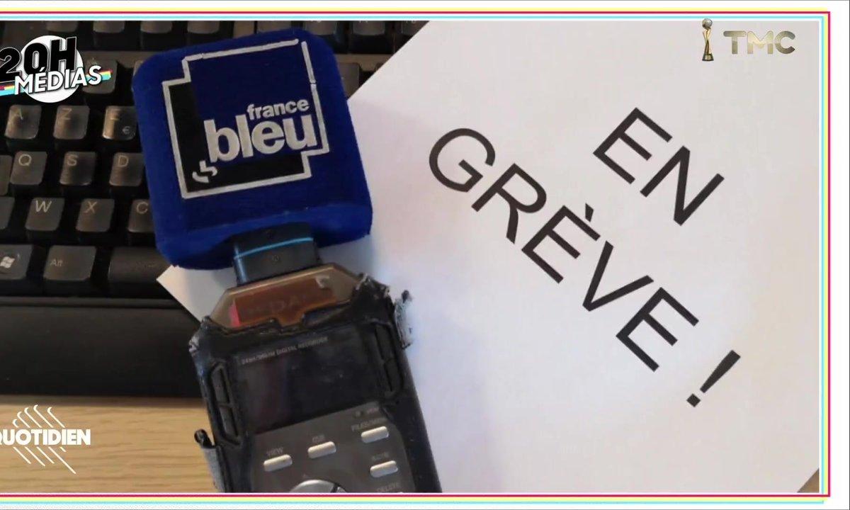 20h Médias : pourquoi Radio France est-elle en grève ?