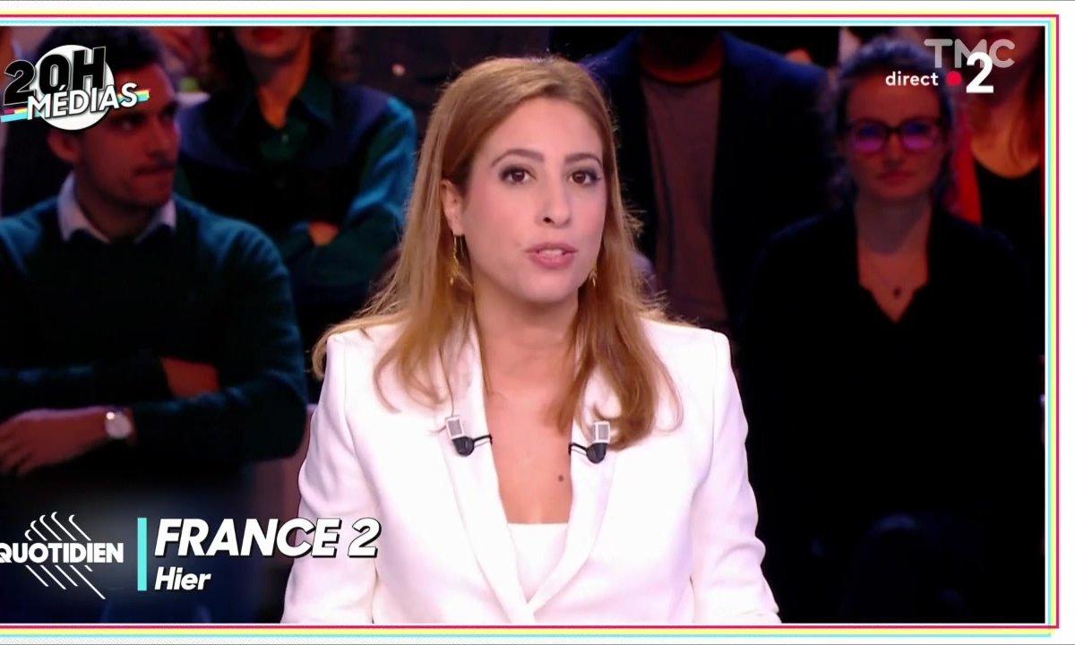 20h Médias : Raphaël Glucksmann se lance en politique, Léa Salamé quitte France Inter