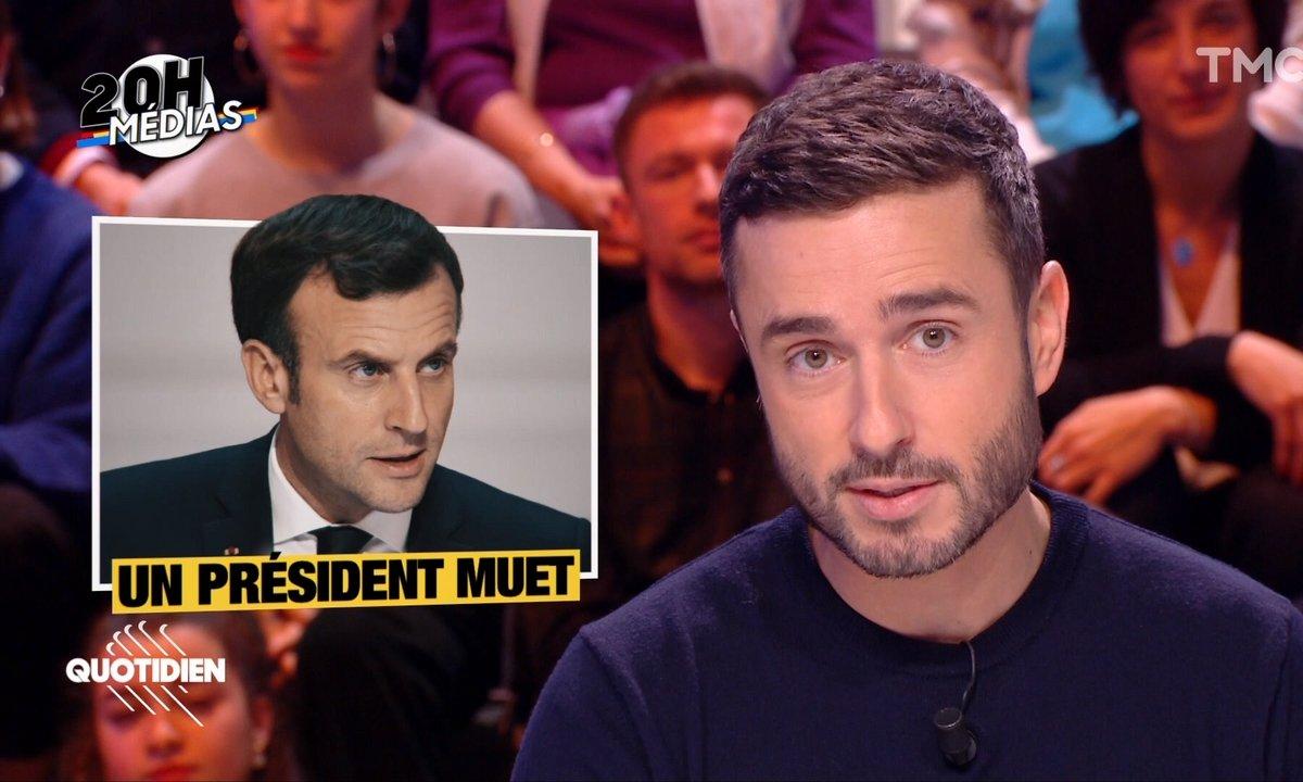 20h Médias – Retraites : Edouard Philippe partout, Emmanuel Macron nulle part (et ça agace)