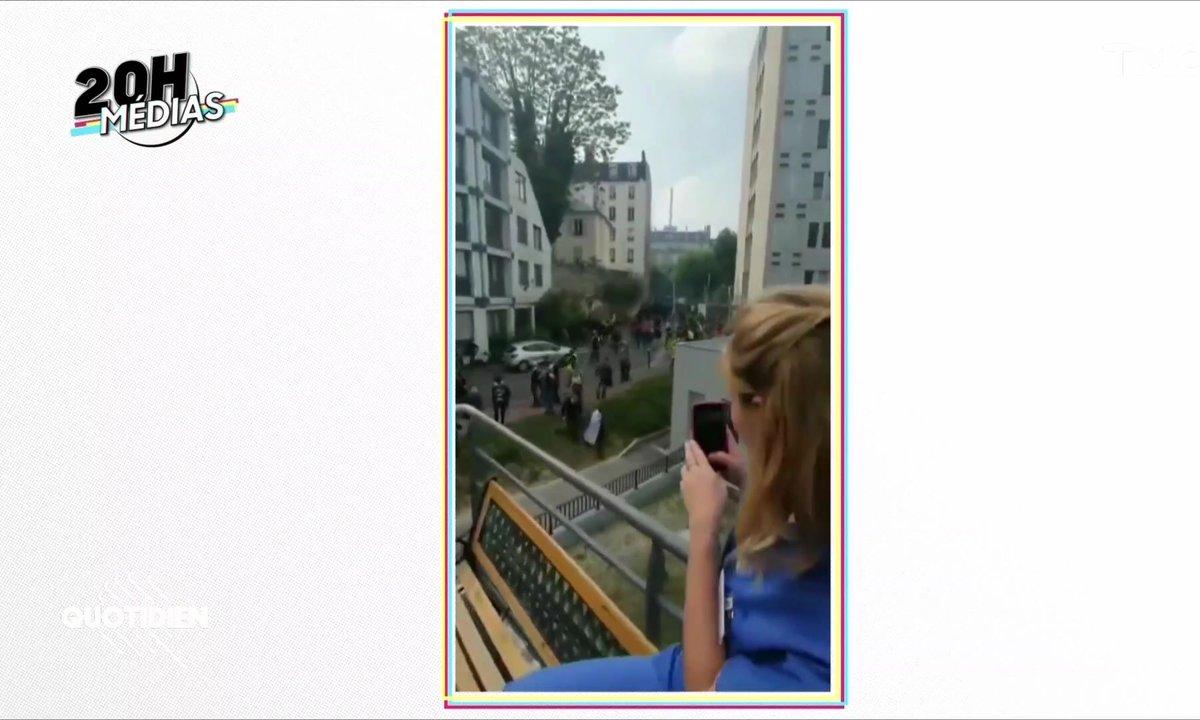 20h Médias : que s'est-il passé à l'hôpital de la Pitié-Salpêtrière ?