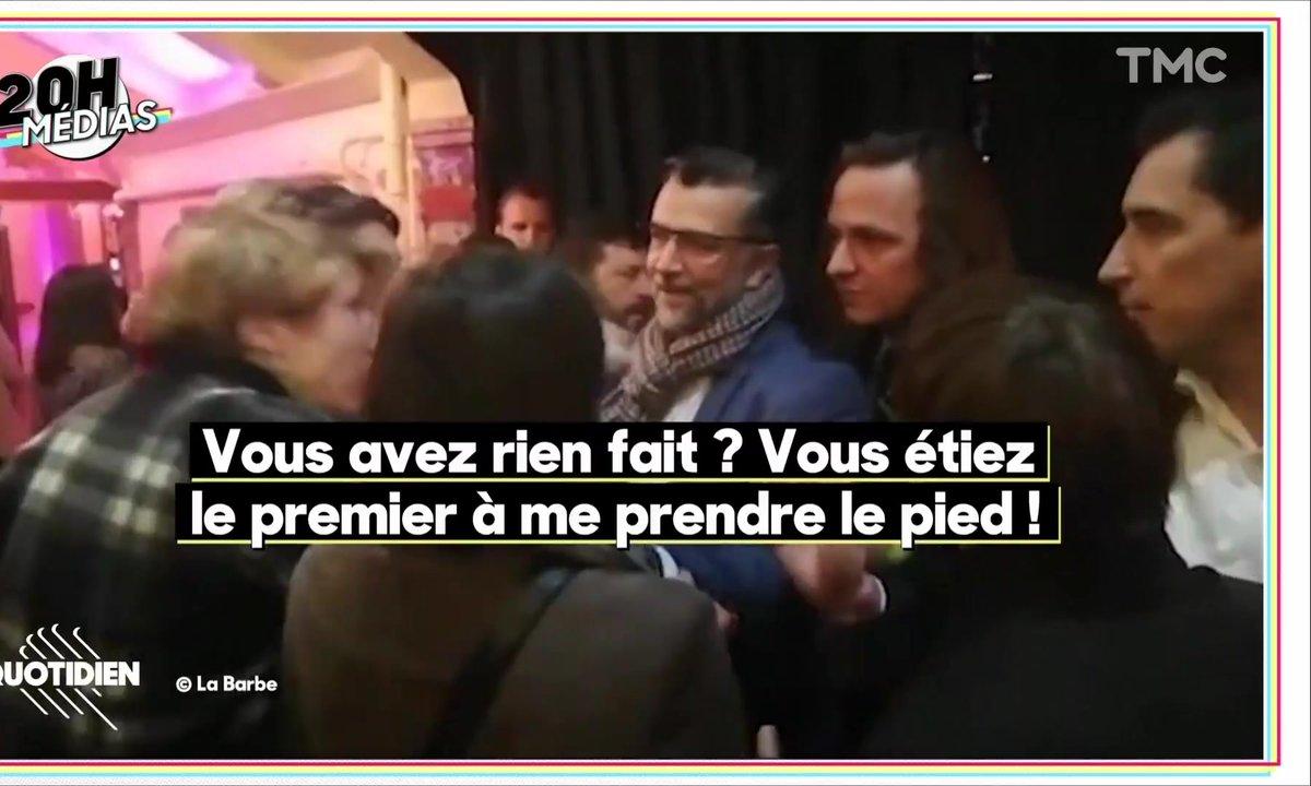 20h Médias : que s'est-il passé entre les invités de Valeurs Actuelles et les militantes de la Barbe ?