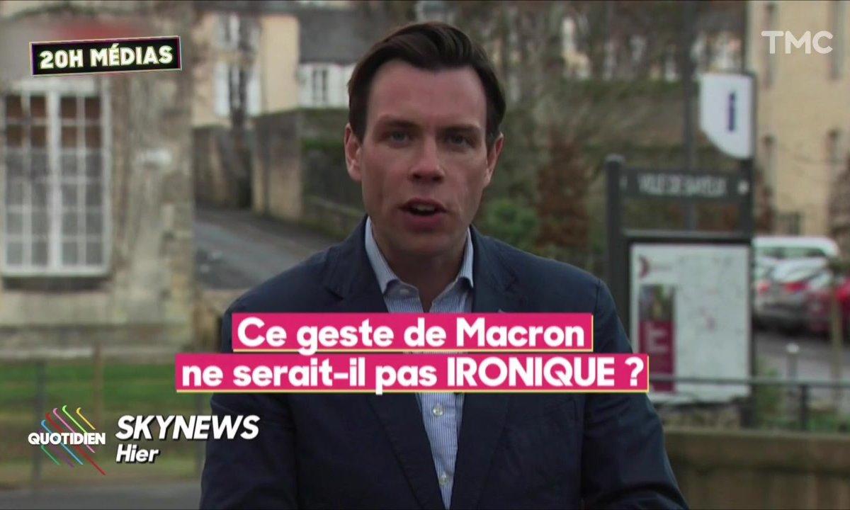 20H Medias : La tapisserie de Bayeux énerve les journalistes britanniques