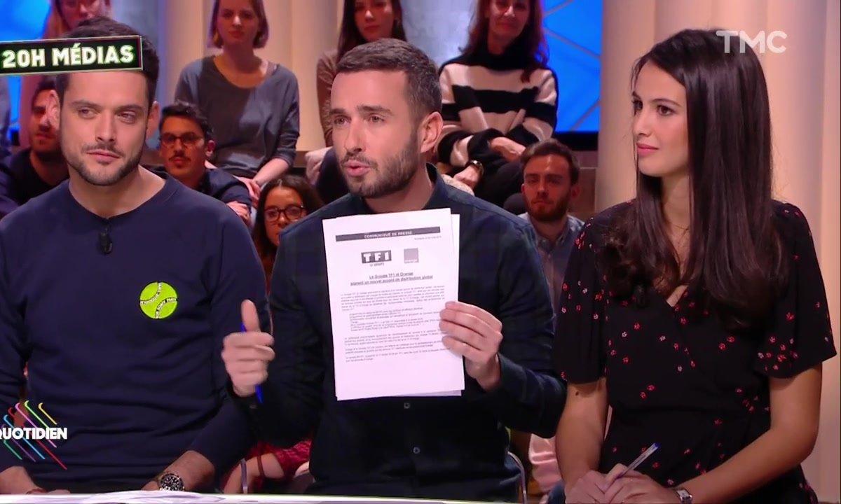 20h Médias – TF1 : Canal + et Orange rallument la lumière
