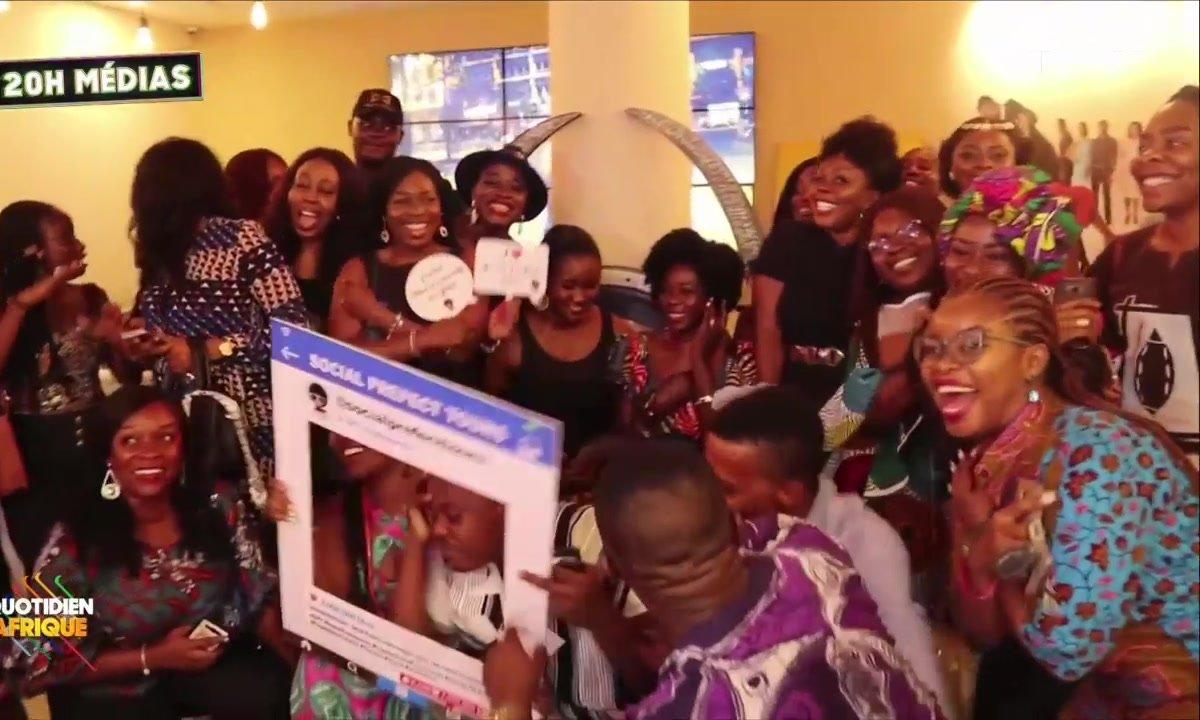 """20h Médias : le triomphe """"Black Panther"""" en Afrique"""