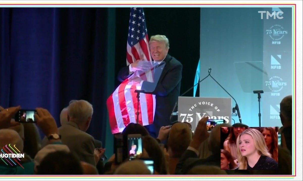 """20h Médias : trois images pour résumer la """"tolérance zéro"""" de Donald Trump"""
