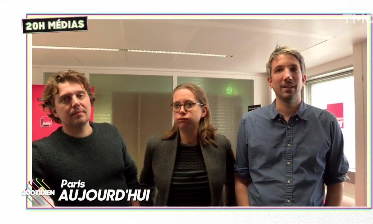 "20h Médias : le trumvirat de ""Par Jupiter"" recalé de la présidence de Radio France"