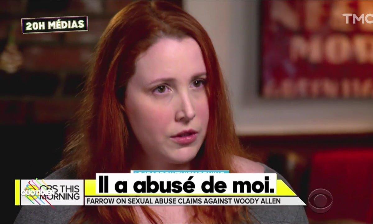 Le 20H Médias : Woody Allen de nouveau accusé d'attouchements par sa fille