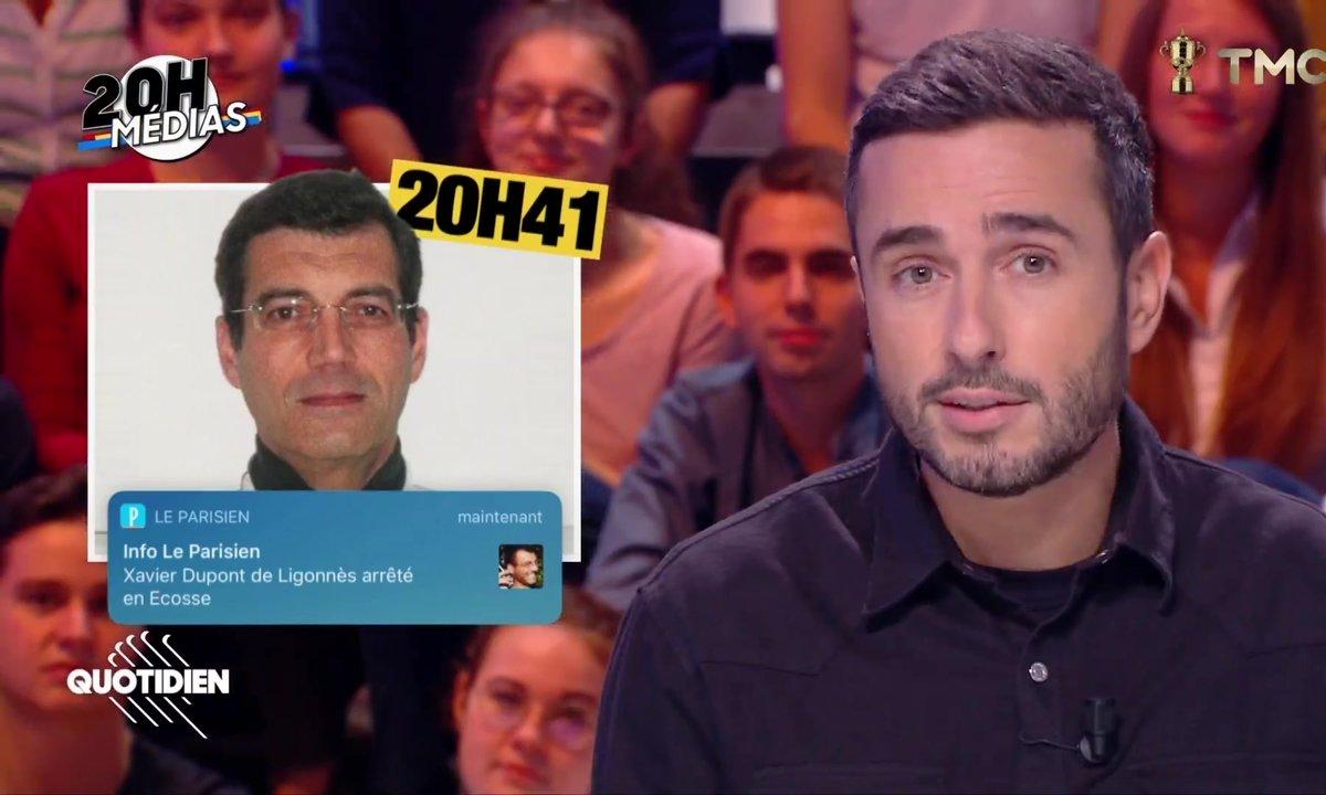 20h Médias - Xavier Dupont de Ligonnès : récit d'un emballement national